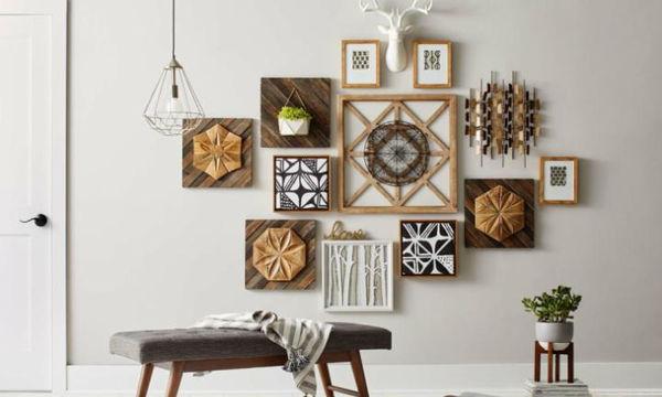 Εκπληκτικές ιδέες για να διακοσμήσεις τον τοίχο σου