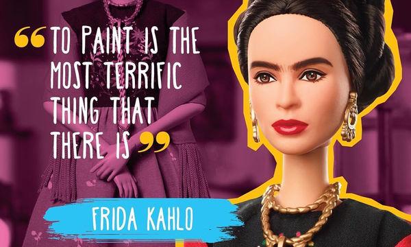 Barbie Συλλεκτική Γυναίκες Πρωτοπόροι - Frida Kahlo