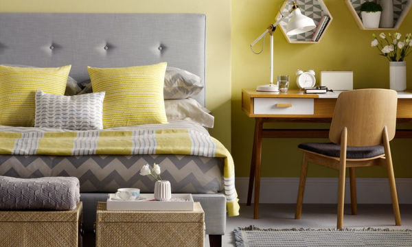 Βάλτε χρώμα στην κρεβατοκάμαρά σας - 25 προτάσεις που θα σας ενθουσιάσουν (pics)