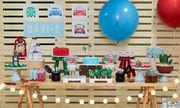 Παιδικό πάρτι γενεθλίων Μακουίν -  Υπέροχες ιδέες για να εντυπωσιάσετε (pics)