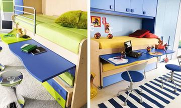 Παιδικά γραφεία: Είκοσι πέντε ιδέες για κάθε τύπο παιδικού δωματίου