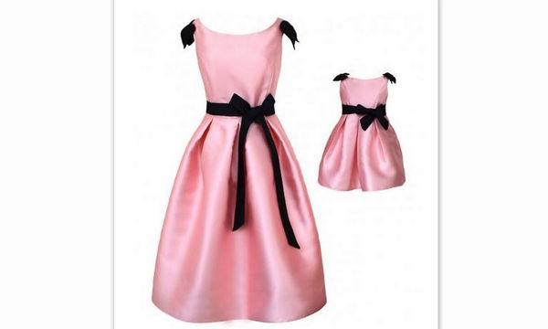 Υπέροχα φορέματα για μαμά και κόρη
