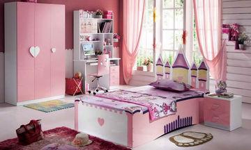 Παιδικό δωμάτιο για κορίτσια: Είκοσι ιδέες για μοντέρνα διακόσμηση