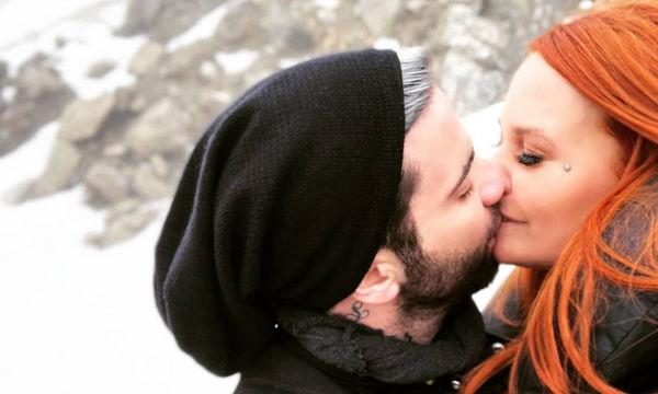Θοδωρής Μαραντίνης - Σίσσυ Χρηστίδου: Η αγάπη τους μέσα από 20 υπέροχες φωτογραφίες