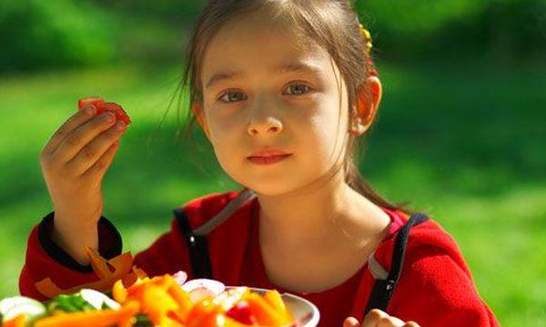 Μπορούν τα παιδιά να είναι χορτοφάγοι;