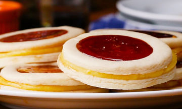 Λαχταριστά μπισκότα creme brulee - Δοκιμάστε τα!