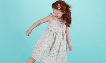 Ανανεώστε την γκαρνταρόμπα της κόρης σας με όμορφα φορέματα όπως αυτό