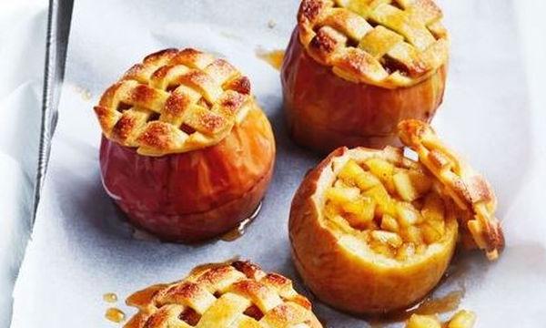 Ψητά γεμιστά μήλα - Η πιο εύκολη συνταγή