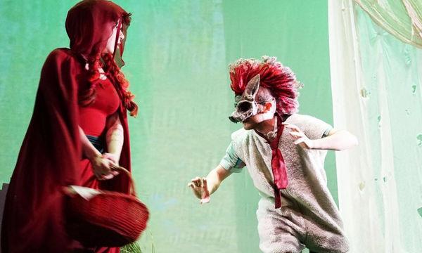 Θέατρο Παραμυθίας: Τα παραμύθια των αδελφών Γκριμμ
