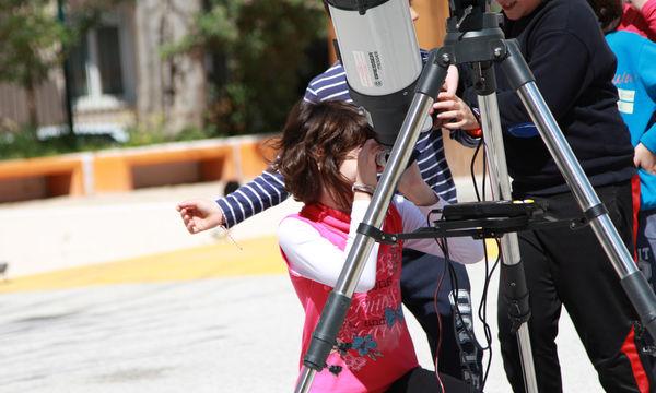 Εβδομάδα Αστρονομίας: Για 2η χρονιά στα Ανοιχτά Σχολεία του δήμου Αθηναίων