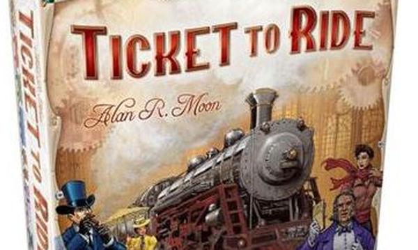 Επιτραπέζιο παιχνίδι Ticket To Ride: Μια διασκεδαστική περιπέτεια για μικρούς και μεγάλους