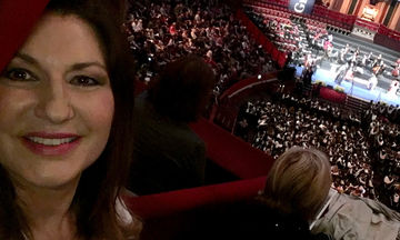 Ειρήνη Νικολοπούλου: Δείτε φωτογραφίες από την αποφοίτηση της κόρης της
