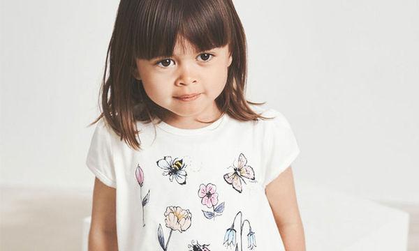 T-shirt : Το πιο πρακτικό και άνετο παιδικό ρούχο