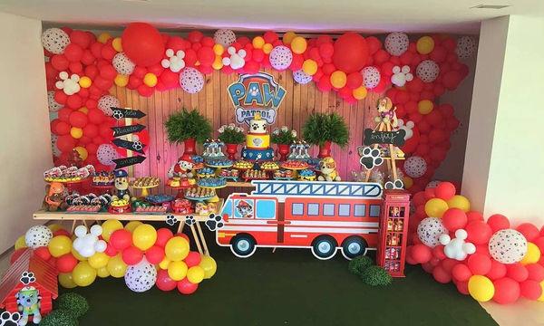 Γενέθλια για παιδιά προσχολικής ηλικίας: Απίθανες ιδέες με θέμα Paw Patrol