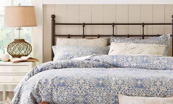 Εικοσιπέντε απλές προτάσεις για να ανανεώσετε την κρεβατοκάμαρά σας (pics)