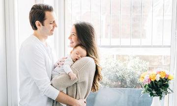 «8 πράγματα που θα ήθελα να ξέρει ο σύζυγός μου πριν γίνουμε γονείς» μια νέα μαμά εξομολογείται