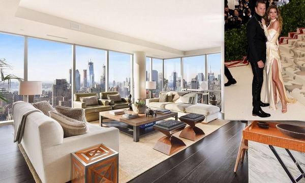 Gisele: Πουλάει το διαμέρισμά της στη Νέα Υόρκη - Δείτε φωτογραφίες του εκπληκτικού σπιτιού (pics)