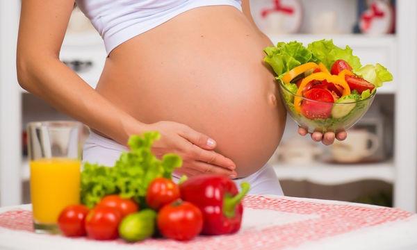 Χορτοφαγία στην εγκυμοσύνη: Επιτρέπεται ή όχι;