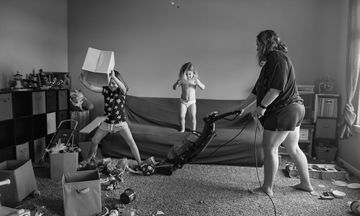 Υπάρχει και αυτή η πλευρά της μητρότητας που είναι και η πιο ρεαλιστική (pics)