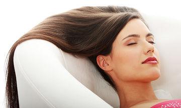 Μάσκα για λαμπερά μαλλιά στην εγκυμοσύνη με ένα υλικό που έχετε σπίτι σας