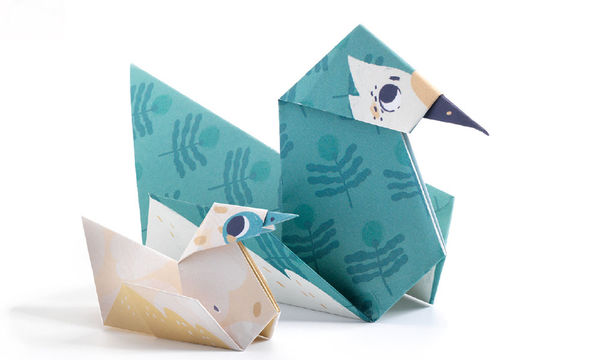 Κατασκευές οριγκάμι για παιδιά