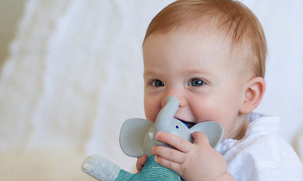 Δώρο για νεογέννητο: Βρεφικό παιχνίδι δραστηριοτήτων «Ελεφαντάκι»