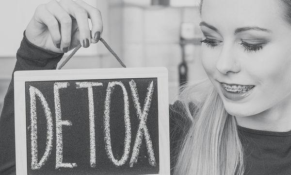 Αποτοξίνωση: Δίαιτα μίας εβδομάδας για να καθαρίσετε τον οργανισμό σας και να χάσετε κιλά