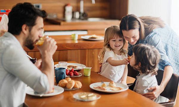 Πέντε βήματα για ένα υγιεινό πρωινό