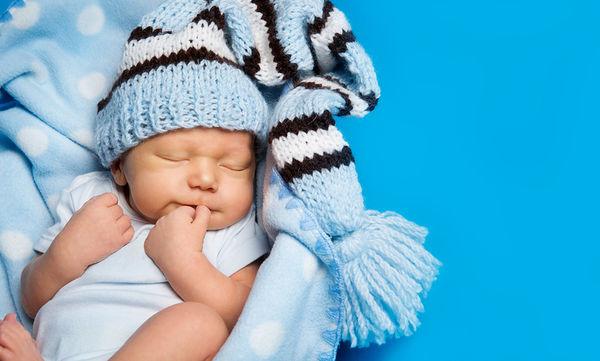 Η ανάπτυξη του μωρού κατά τον 1ο μήνα της ζωής του