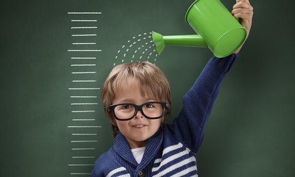 Ύψος παιδιού: Τροφές που θα βοηθήσουν το παιδί σας να ψηλώσει (pics)