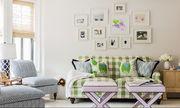 Δεκαπέντε έξυπνες ιδέες για να δείχνει το μικρό καθιστικό σας μεγαλύτερο (pics)