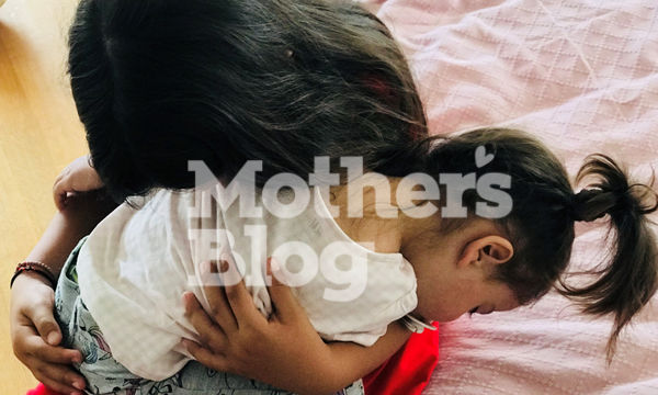 Despoina's little stories: «Αυτό είναι η αδερφική αγάπη»