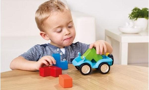 Παιχνίδι που θα βοηθήσει να αναπτυχθεί η λογική σκέψη, η στρατηγική και η οπτική του παιδιού σας