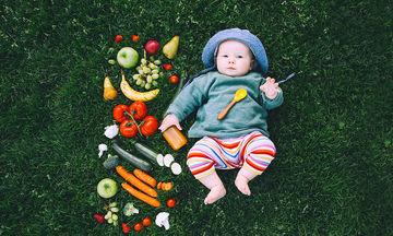 Το παιδί μου τρώει ακόμη αλεσμένα επηρεάζει αυτό  την εξέλιξή του;