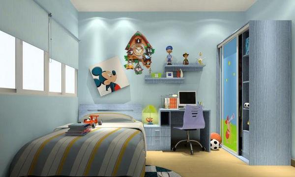 Deco: Ένα ξεχωριστό ρολόι για το παιδικό δωμάτιο