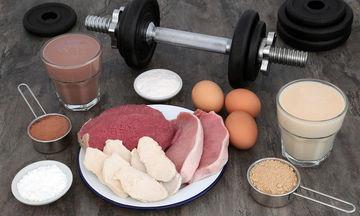 Αύξηση μυϊκής μάζας: Οι κορυφαίες τροφές για να το πετύχετε (εικόνες)