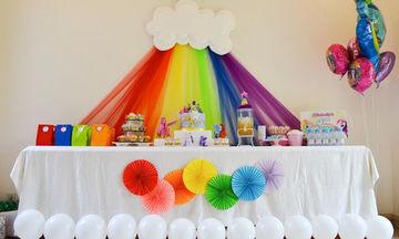 Τριάντα πέντε ιδέες για ένα τέλειο παιδικό πάρτυ (pics)