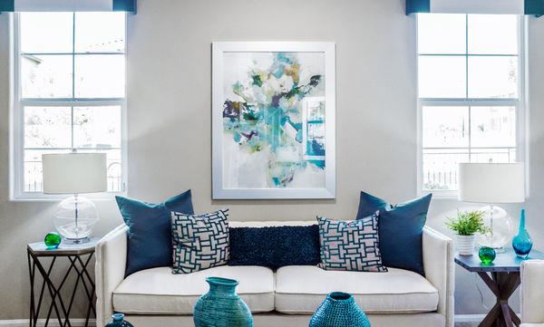 Μπλε: Το χρώμα που έχει γίνει ανάρπαστο στη διακόσμηση του σπιτιού - Προτιμήστε το (pics)