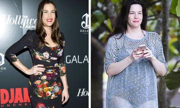Δέκα διάσημες που άλλαξαν μετά την εγκυμοσύνη και τους αρέσει το σώμα τους (pics)