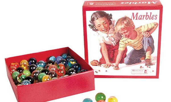 Παιχνίδι επιδεξιότητας με βόλους - Τους θυμάστε;