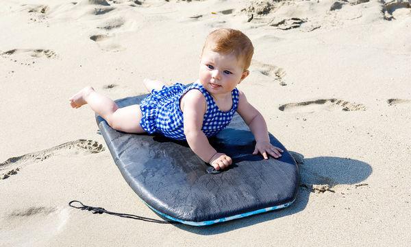 Μωρό και θάλασσα: Όλα όσα πρέπει να γνωρίζετε