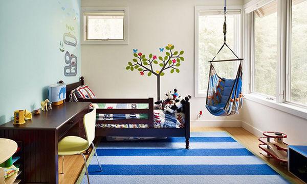 96e92a1b9b2 Είκοσι μοναδικές ιδέες παιδικού δωματίου για αγόρια (pics ...