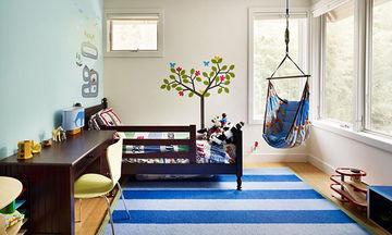 Είκοσι μοναδικές ιδέες παιδικού δωματίου για αγόρια (pics)