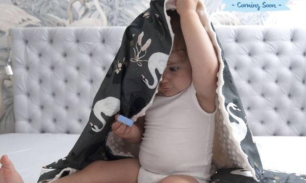 Λεπτή καλοκαιρινή κουβέρτα για μωρά