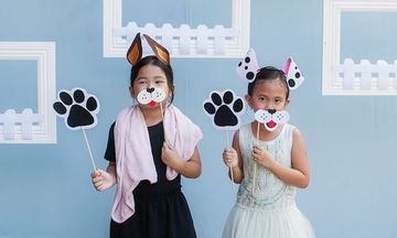 Ιδέες για καλοκαιρινό πάρτι με θέμα τα σκυλάκια που λατρεύουν τα παιδιά