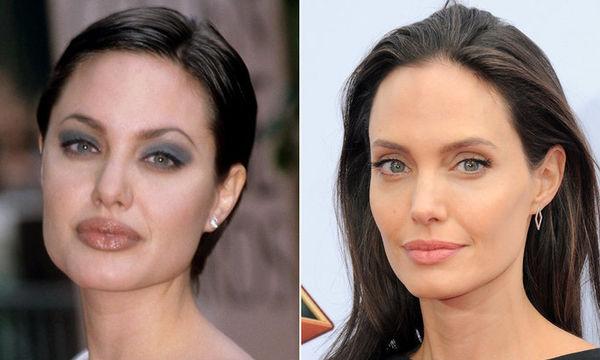 Η Angelina Jolie έκλεισε τα 43 της και θυμόμαστε τις μεγάλες αλλαγές της, μέσα στα χρόνια