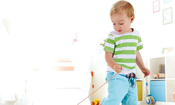 Το παιχνίδι που θα ευχαριστηθεί το μωρό σας στη βόλτα του