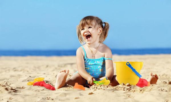 Αυτό το παιδικό σετ είναι το πιο κατάλληλο για παιχνίδια στην άμμο