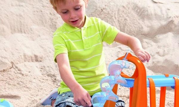 Σετ άμμου «Κοχλίας του Αρχιμήδη» - Παιχνίδι που θα ενθουσιάσει τους γονείς περισσότερο από τα παιδιά