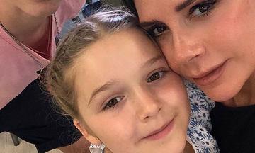 Δείτε το τρυφερό post της Victoria και της Harper Beckham αφιερωμένο στον David (pics)